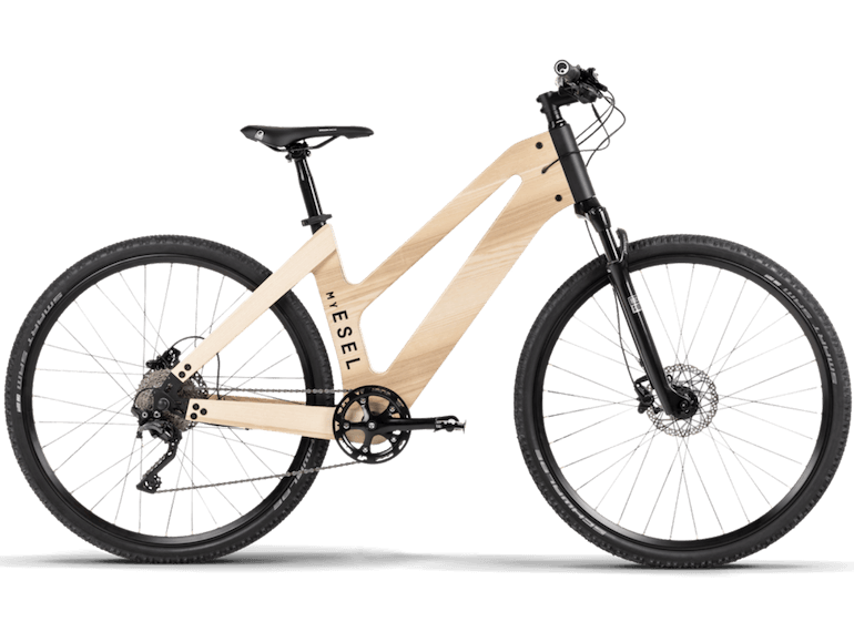 E-Bike e-Cross Diamant